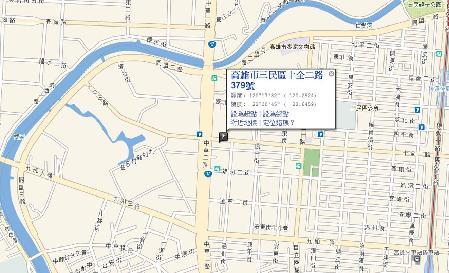 華城沙發洋床公司地圖