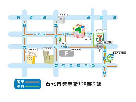 速印坊網路印刷有限公司地圖