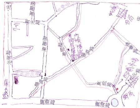 埔光炭業地圖