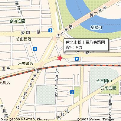 超級機車行地圖