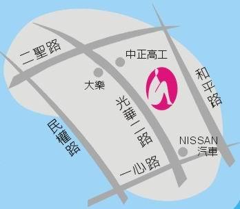 吳玉珍婦產科診所地圖