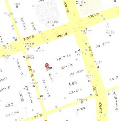 興祿園藝地圖