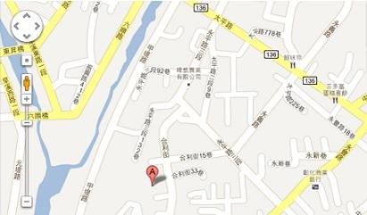 華釭工業有限公司地圖