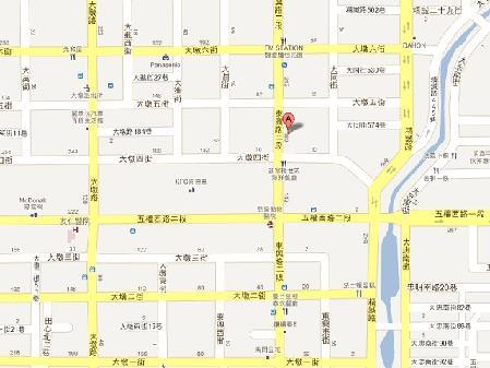 mimi Q 批發shop地圖