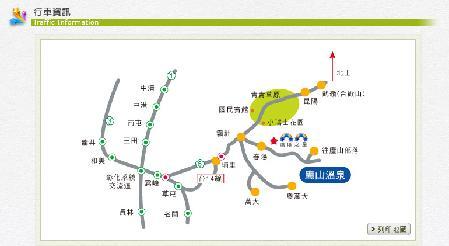 清境之星 樂活民宿地圖