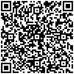 灰色走廊美食藝術餐廳QRcode行動條碼