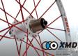 XMD 自行車輪組簡介圖