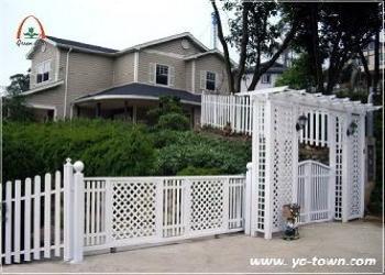 欧式笆篱护栏 图片