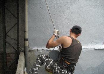 米吉歐高空垂降蜘蛛人防水抓漏簡介圖2