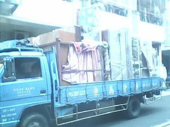 (清水梧棲)東陽優質平價搬家3噸半中型車2000元搬到好 契約保證 紙箱供應簡介圖1