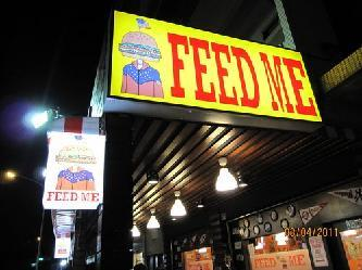 Feed Me美式餐廳簡介圖1