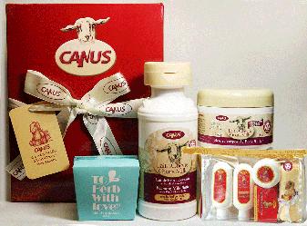 加拿大肯拿士CANUS山羊奶簡介圖1