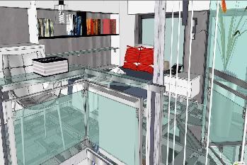 河洛時尚綠能建築空間創意設計國際事務簡介圖1
