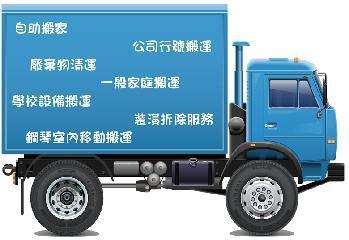 專攻貨運搬家公司簡介圖3
