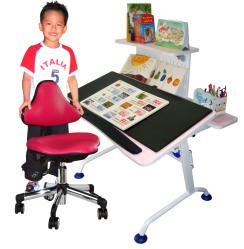 第一博士成長書桌椅(工廠直營店)簡介圖1