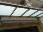 不銹鋼(玻璃)雨遮/烤漆