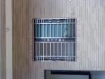 不銹鋼防盜窗(電解)
