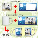 {冠鑫 客製化商品}**畢業季好禮**  照片轉印 馬克杯 促銷 熱轉印 mug(附禮盒) 訂做馬克杯 客製化