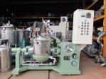 真空煮練機ニーダー品川工業所60NQVP型