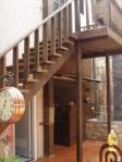 南方松木造樓梯