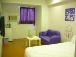 浪漫紫雙人房 wifi