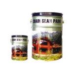 【南方松專用護木漆】德國BASF進口 CHAIN SEAN PAINT 戶外耐候 保養漆 滲透型 透氣 木頭漆 油性 【油性 2合1底+面 1加侖】@免運費