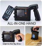手持式噴印機/手持噴字機/手握式噴墨機/小型噴碼機/噴印系統/日期噴印/日期標識/日期標籤/日期打印/製造日期/有效日期/有效期限
