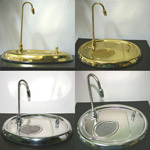 鍍鈦 (硌) 水盤