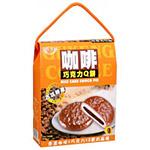 咖啡巧克力麻糬Q餅