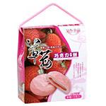 草莓巧克力麻糬Q餅
