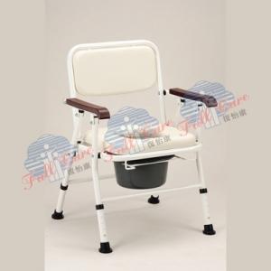 日式鐵製收合便器椅-均佳