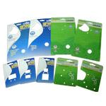材質白色PVC印刷PVC卡片