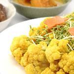 咖哩花椰菜-食譜教學