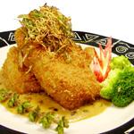 香酥龍俐魚排佐牛菌菇醬(11盎司)