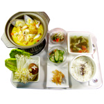 蟹黃海鮮什錦煲