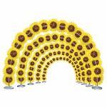 拱門系列-向日葵風車拱門