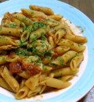 波隆納鮪魚肉醬筆管麵
