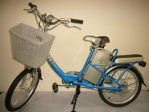 易達電動輔助自行車