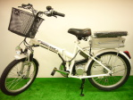 勝一電動折疊變速輔助自行車