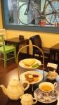 花草茶+手工餅乾