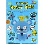 5 inch Bossy Bear