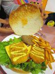 巨無霸牛肉漢堡