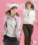 百貨公司專櫃DIADORA  女性針織套裝
