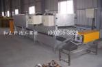 托盤式紅外線循環烘乾爐輸送機 ( 急速冷卻 )